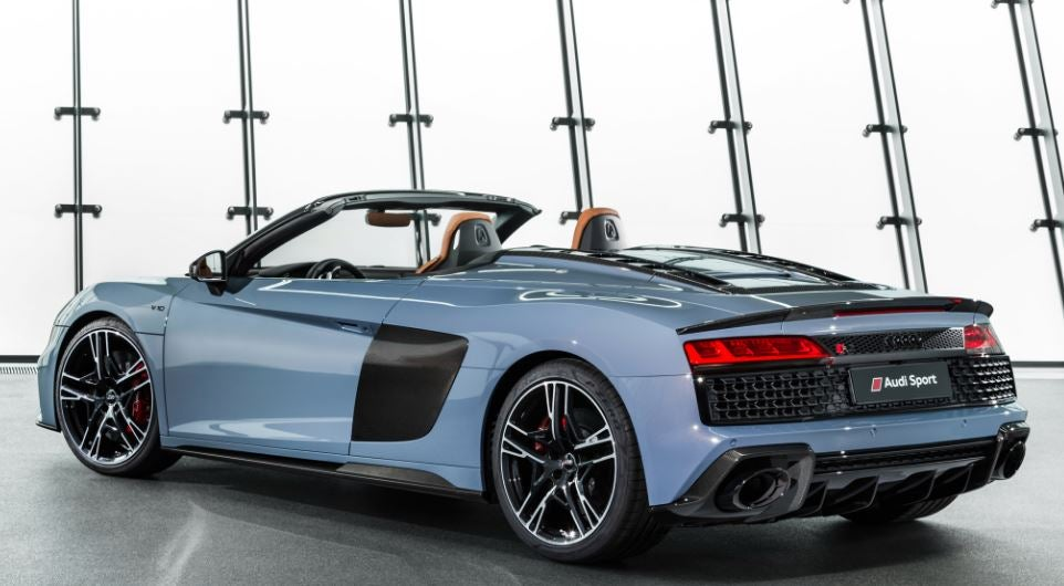 Audi R8 Spyder 2019.