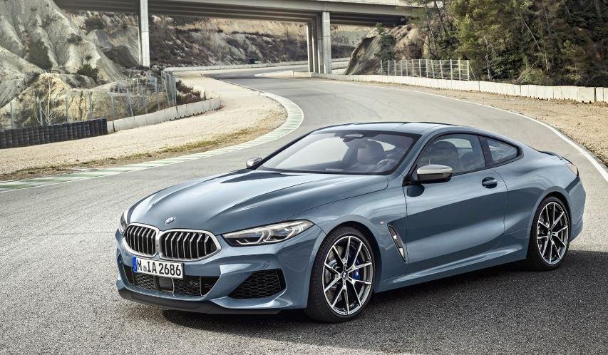 BMW Serie 8 Cupé,