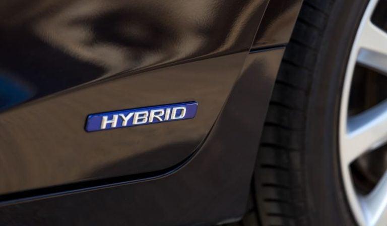 Los diesel desbancados por los híbridos