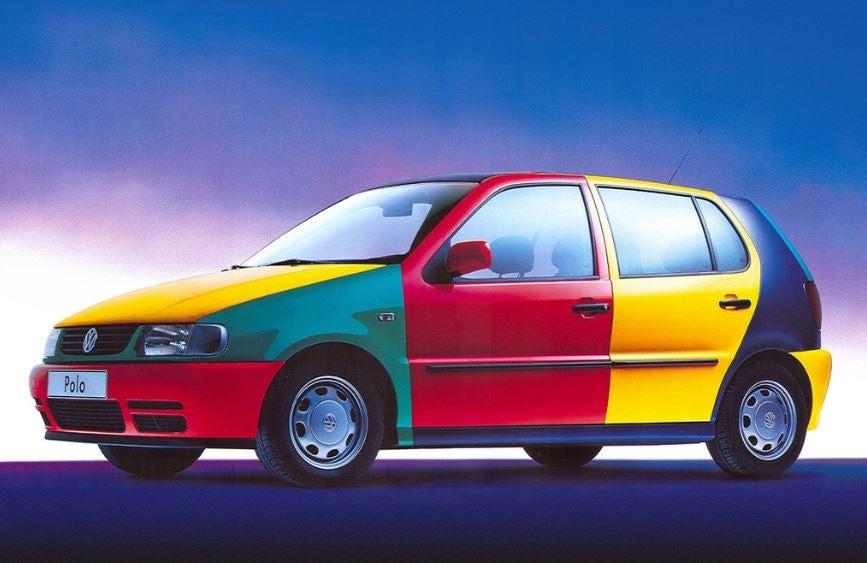 Volkswagen Harlequin, los Golf y Polo más locos de la historia