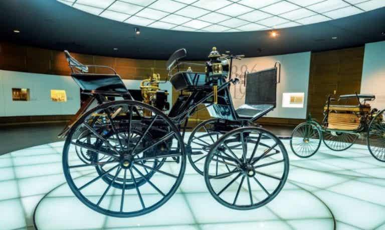 La historia del automóvil