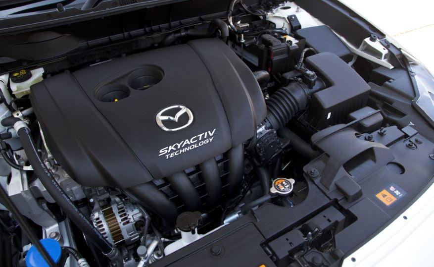 Motor Skyactiv de Mazda, el primero de encendido por compresión