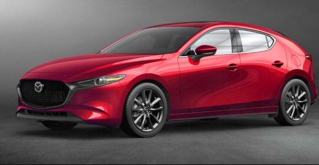 La llegada del nuevo Mazda3, se presentará en el Salón de Los Ángeles
