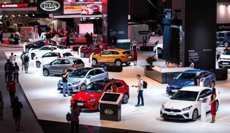 Salón del automóvil de Los Ángeles