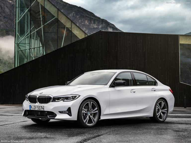 BMW Serie 3, la séptima generación ha llegado