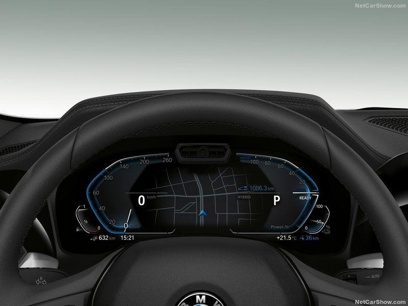 Volante del BMW Serie 3