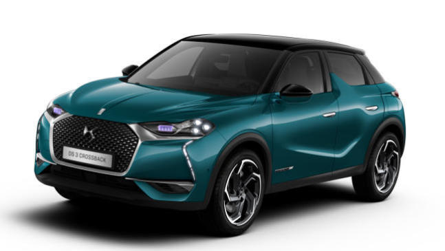 Citroën DS3 Crossback