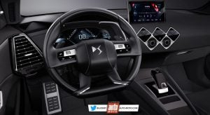 Citroen DS3 Crossback 2019 interior 2