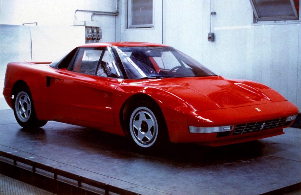 Ferrari 408 4RM, ¿es sacrilegio un Ferrari 4×4?
