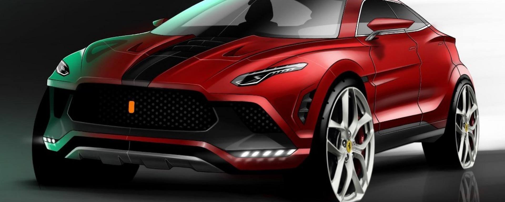 Ferrari Purosangue, el SUV de lujo