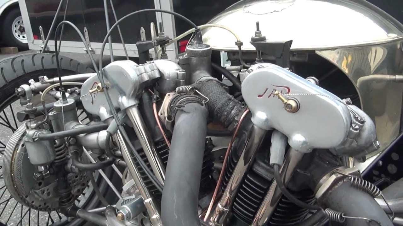 Morgan 3 Wheeler Motor Vtwin
