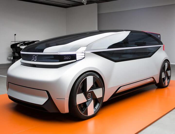 Volvo 360c. visión de futuro