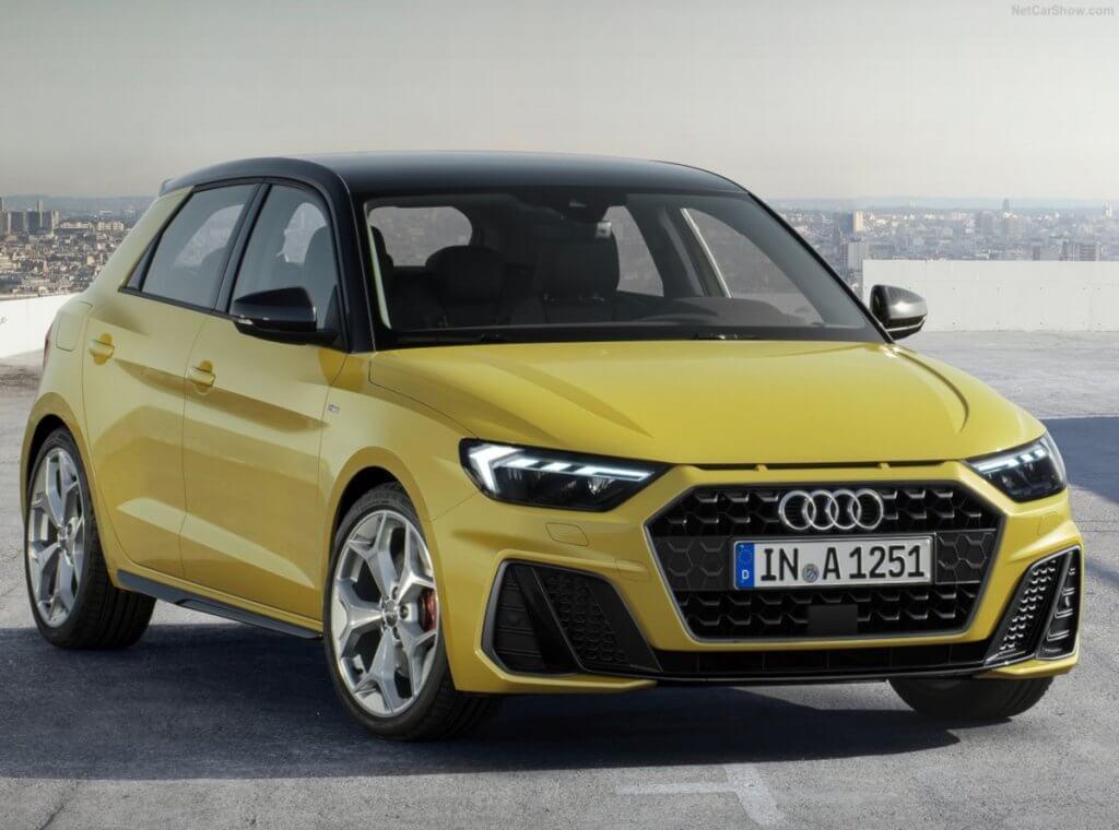 Nuevo Audi A1, crece con los años