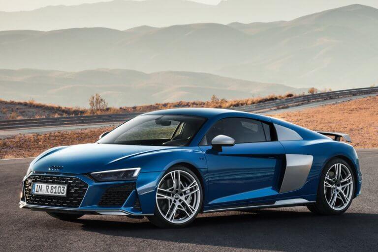 Nueva actualización del Audi R8