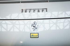 Descubre toda la historia de los primeros coches Ferrari Dino