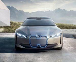 frontal del BMW i4