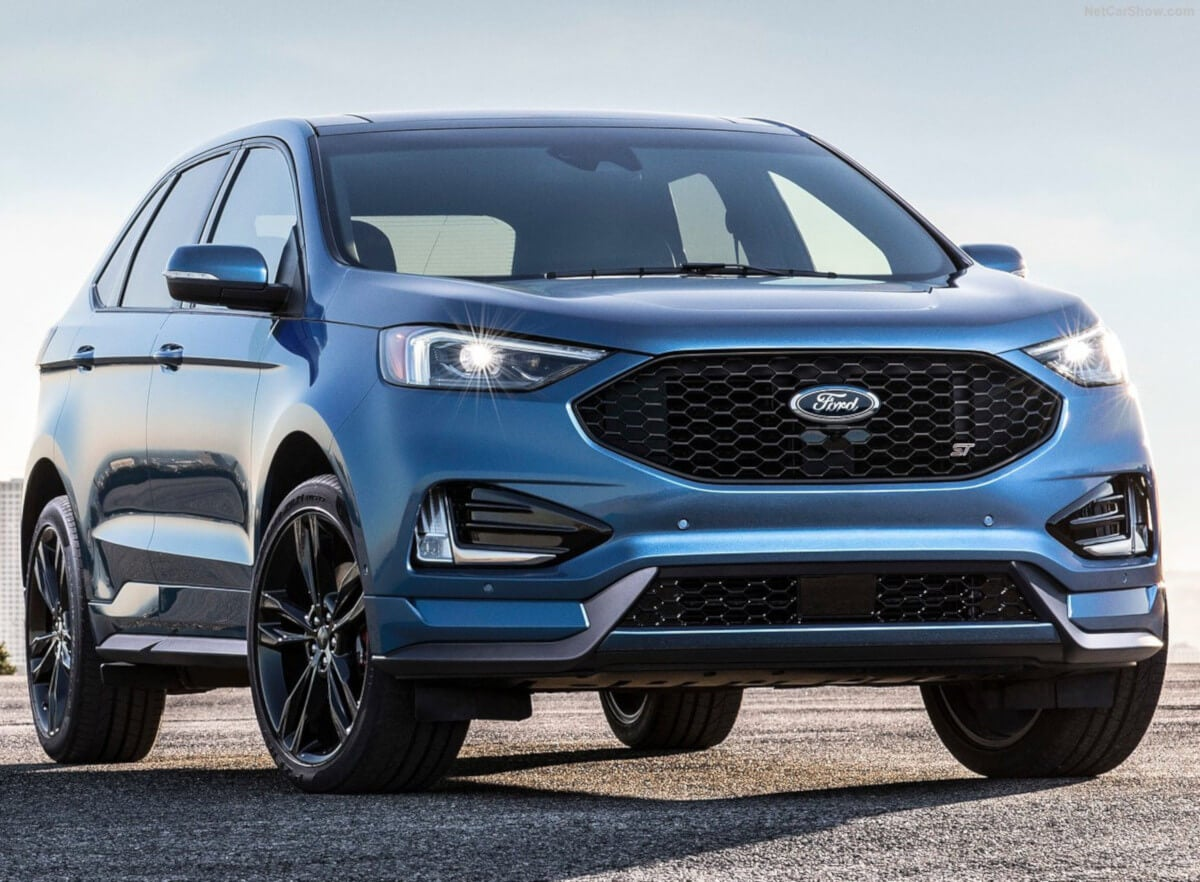 Ford Edge 2019, contraataque americano