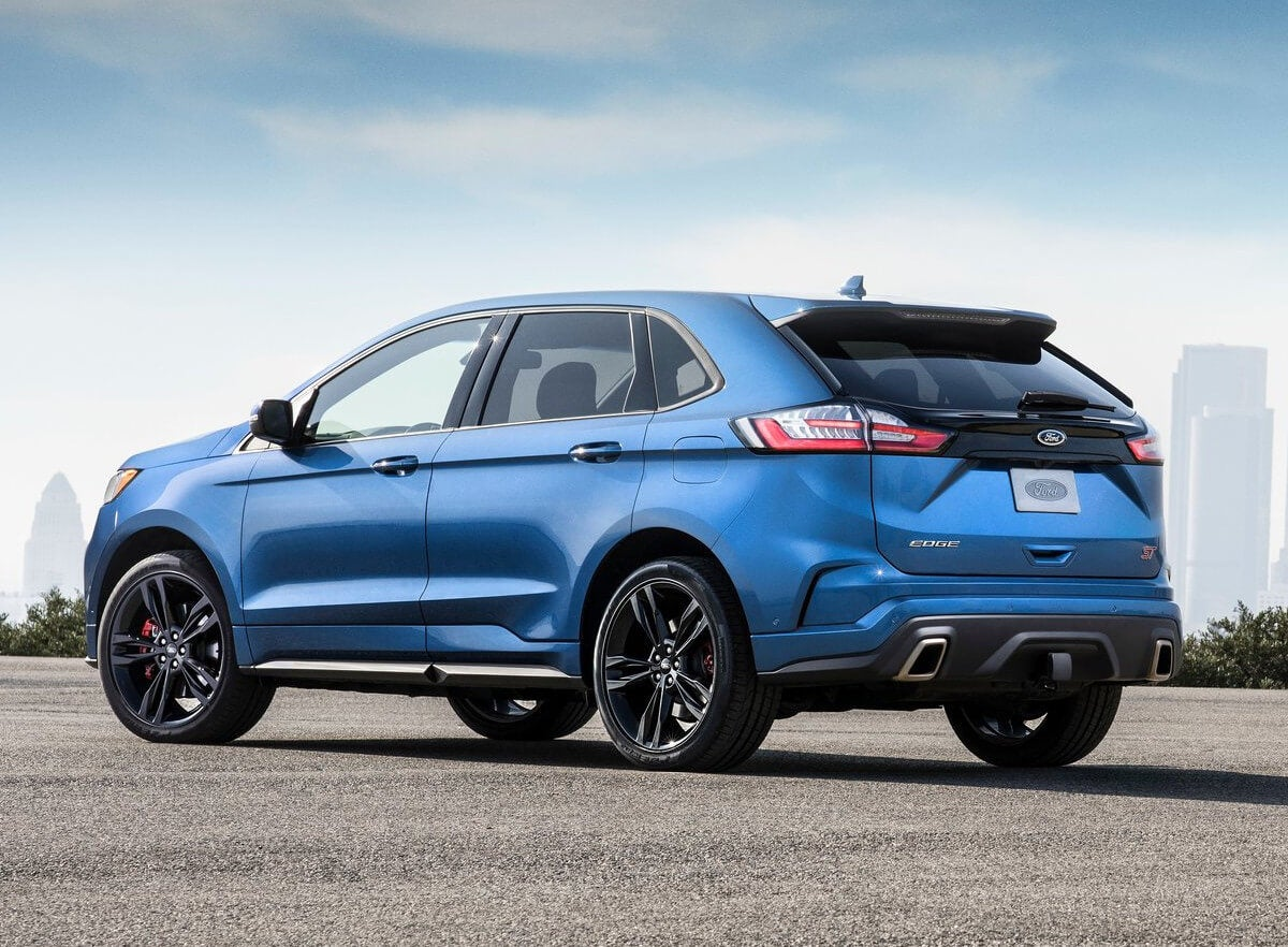lateral ford edge st 2019