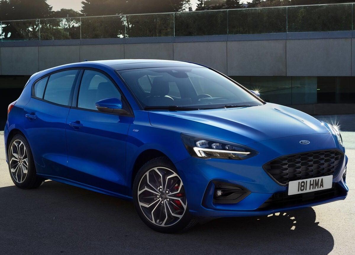 El ford focus del 2019 es de los mejores compactos del momento