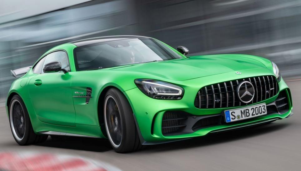 Ligeros cambios para el Mercedes-AMG GT de cara a 2019