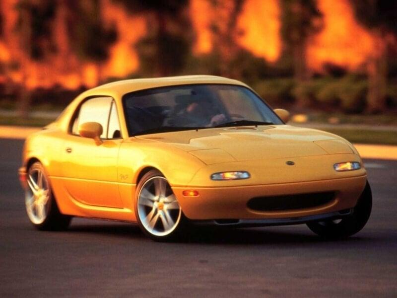Mazda Miata M Coupé, el sueño de un coupé que nunca llegó