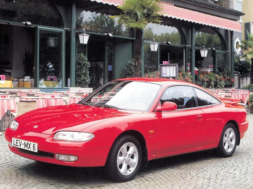 ¿Un nuevo Mazda MX-6? Los japoneses registran su nombre tras 20 años
