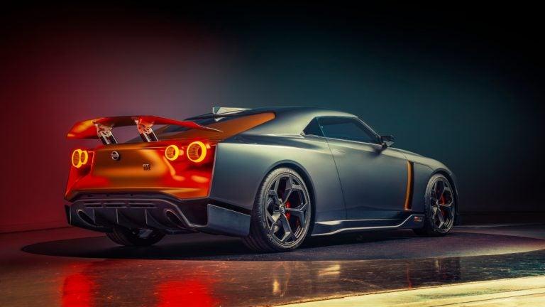 Nissan GT-R50, un bonito homenaje obra de Italdesign
