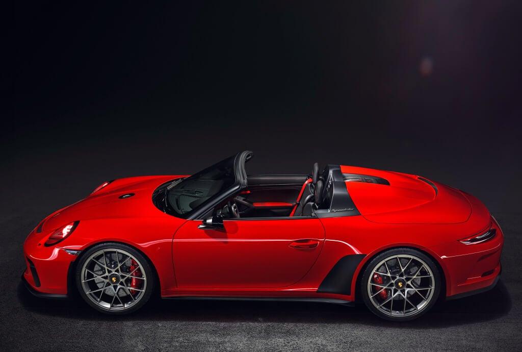 Porsche 911 Speedster, combinación irresistible
