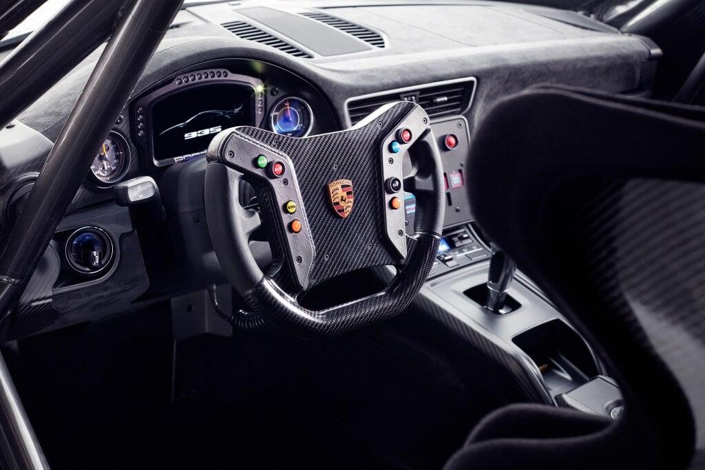 Interior Porsche 935