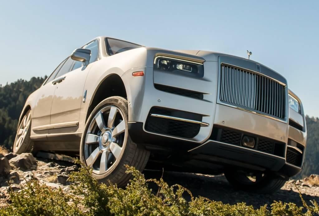 La camioneta Rolls Royce más cara del mundo