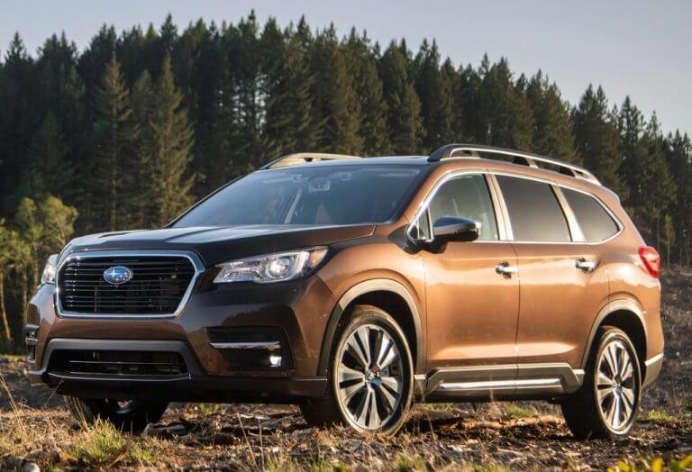 Subaru Ascent, un SUV a la americana que difícilmente veremos en España