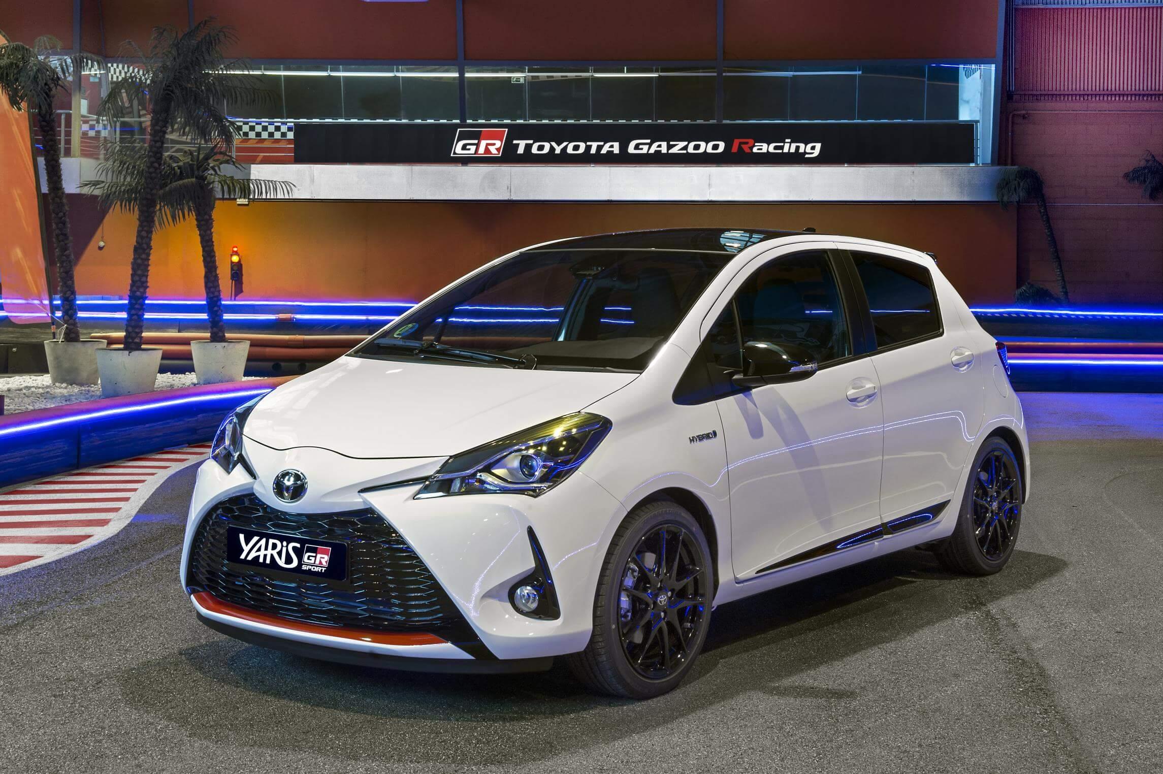 Toyota Yaris GR-Sport, la versión deportiva del utilitario híbrido