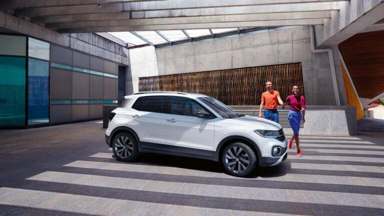 Volkswagen T-Cross, el hermano SUV del Polo