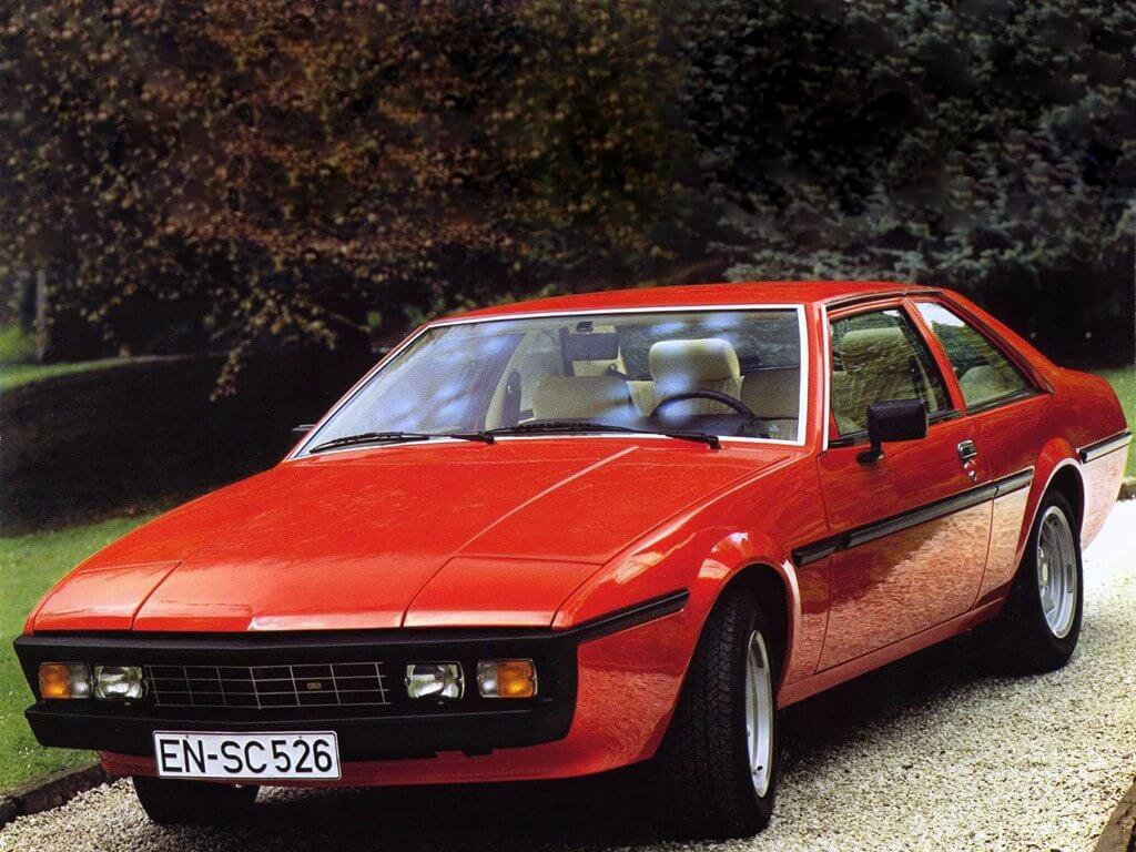 Bitter SC, un exclusivo Opel que quiso jugar al nivel de Ferrari