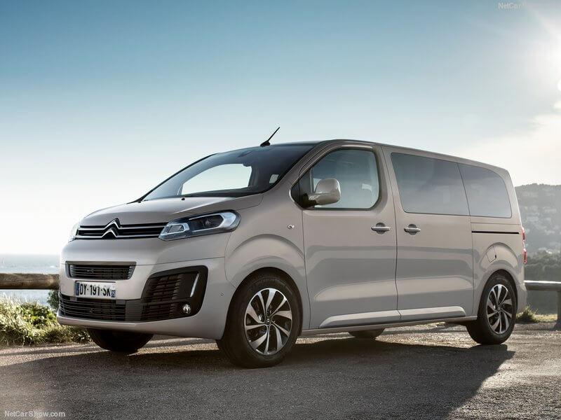 Citroën SpaceTourer, aprovechado al máximo