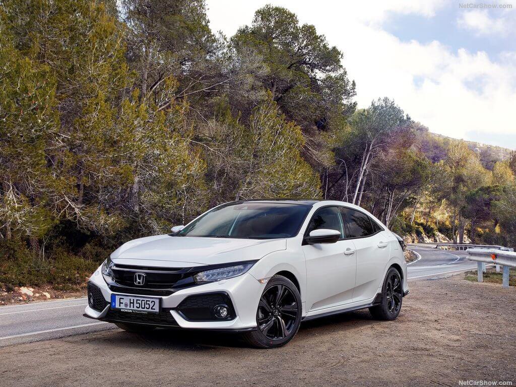 Honda Civic Frontal