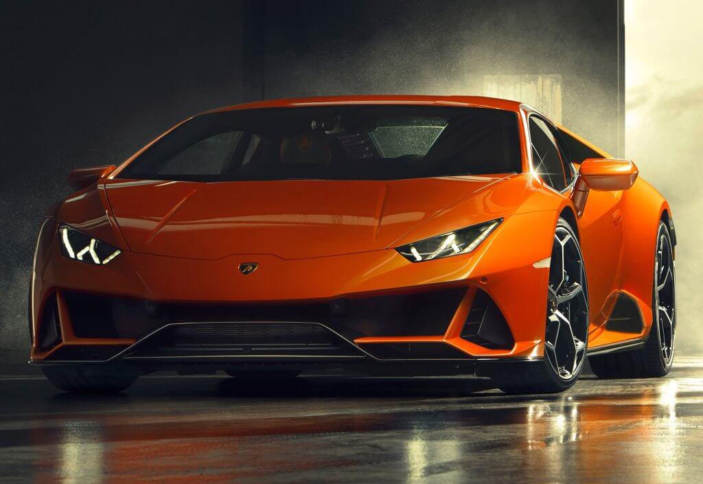 Lamborghini Huracan EVO 2019, el nuevo rival a batir