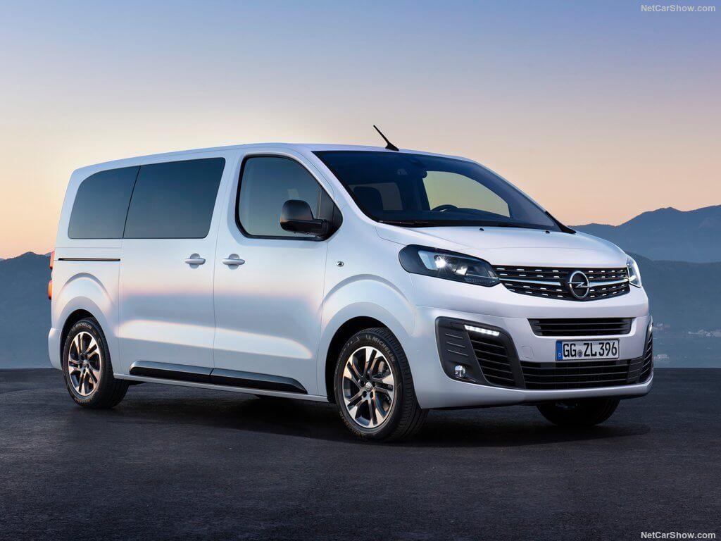 Opel Zafira Life 2019, un cambio de rumbo