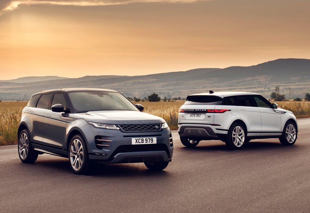 Range Rover Evoque 2019, sutiles cambios para toda una referencia