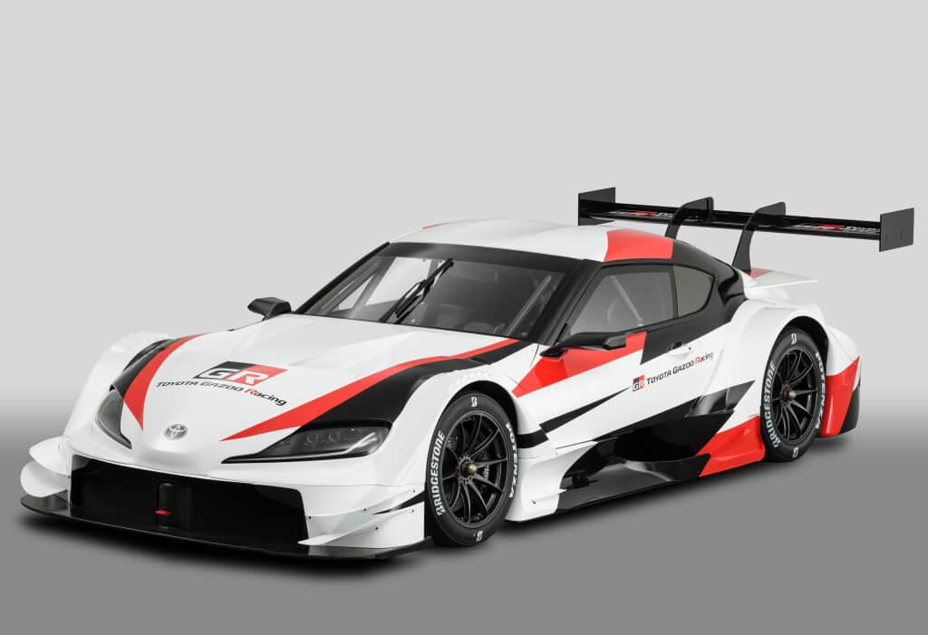 Toyota GR Supra Super GT.