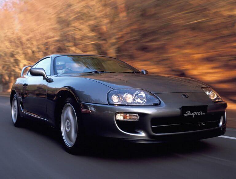 Toyota Supra A80, no es el primero, pero es el que todos quieren