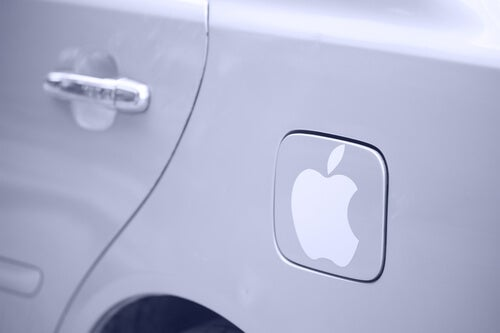 Apple: el futuro coche autónomo
