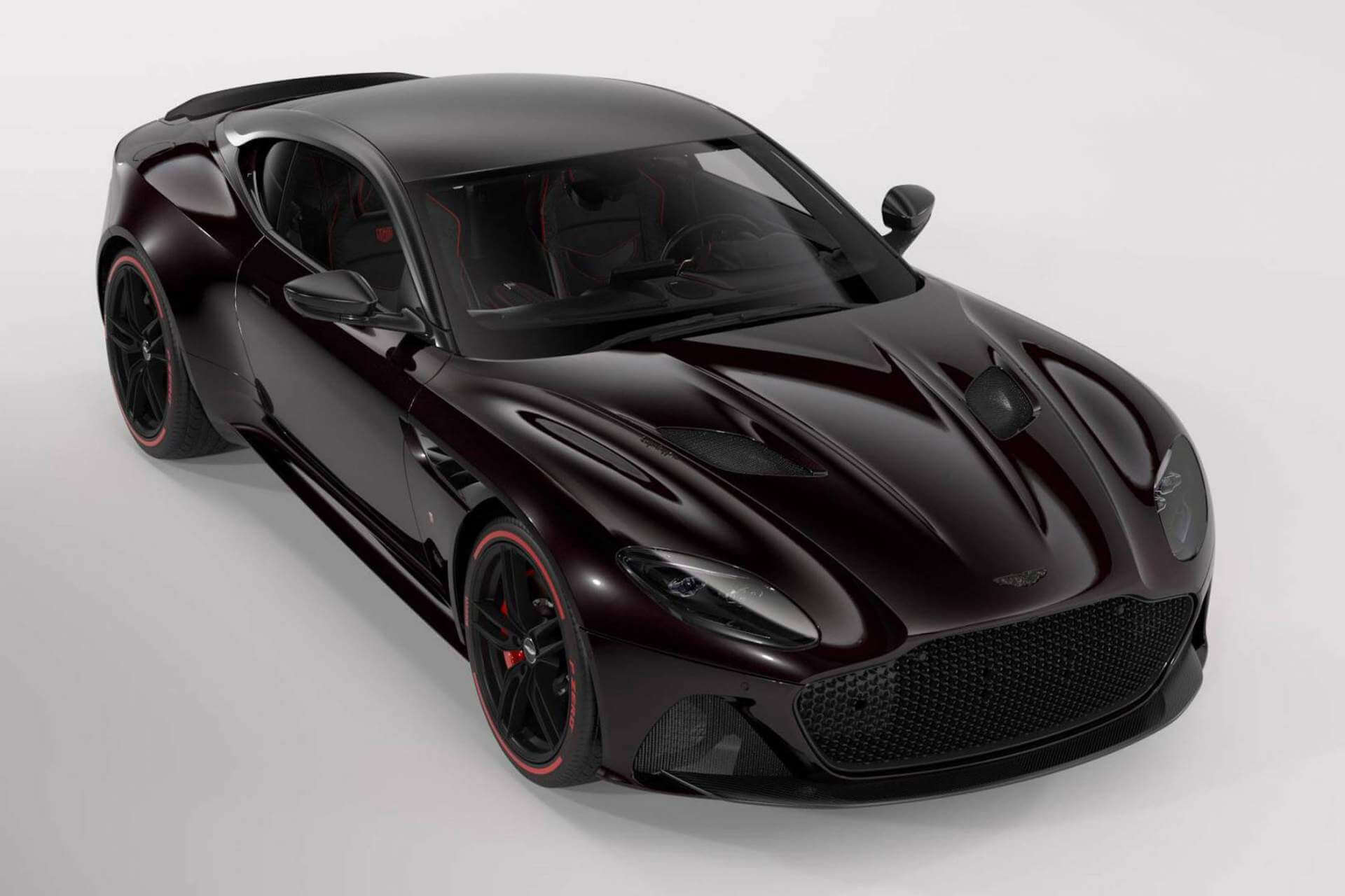 Aston Martin DBS Superleggera TAG Heuer Edition, esencia de F1