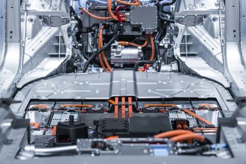 Batería de litio para coche