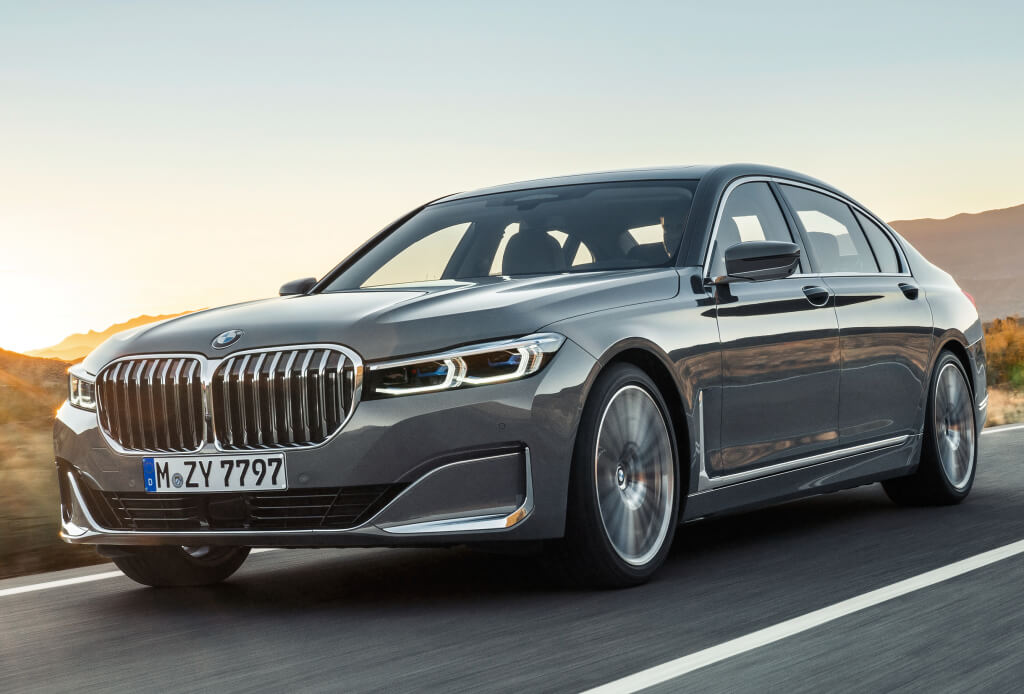 El nuevo BMW Serie 7 2019 llega para dar mucho que hablar