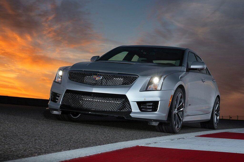 Cadillac ATS, belleza y elegancia