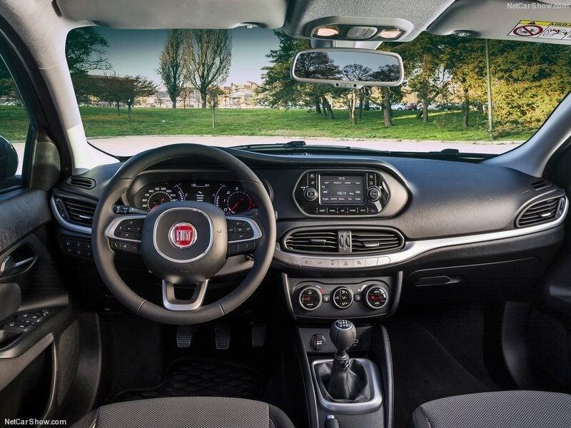Nuevo Fiat Tipo 2019.