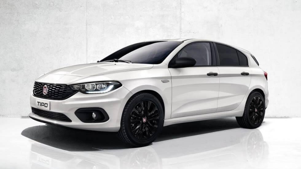 Fiat Tipo 2019.