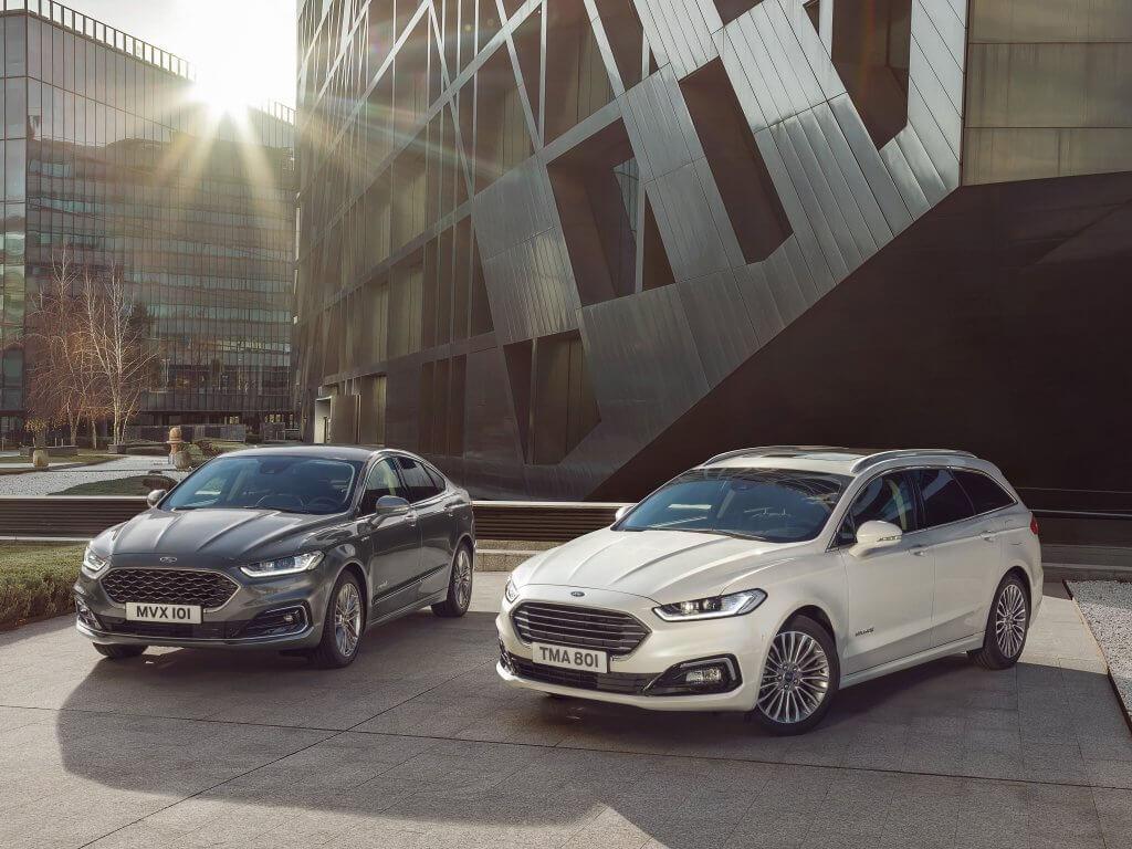 Ford Mondeo 2019, leves cambios para una berlina herida de muerte