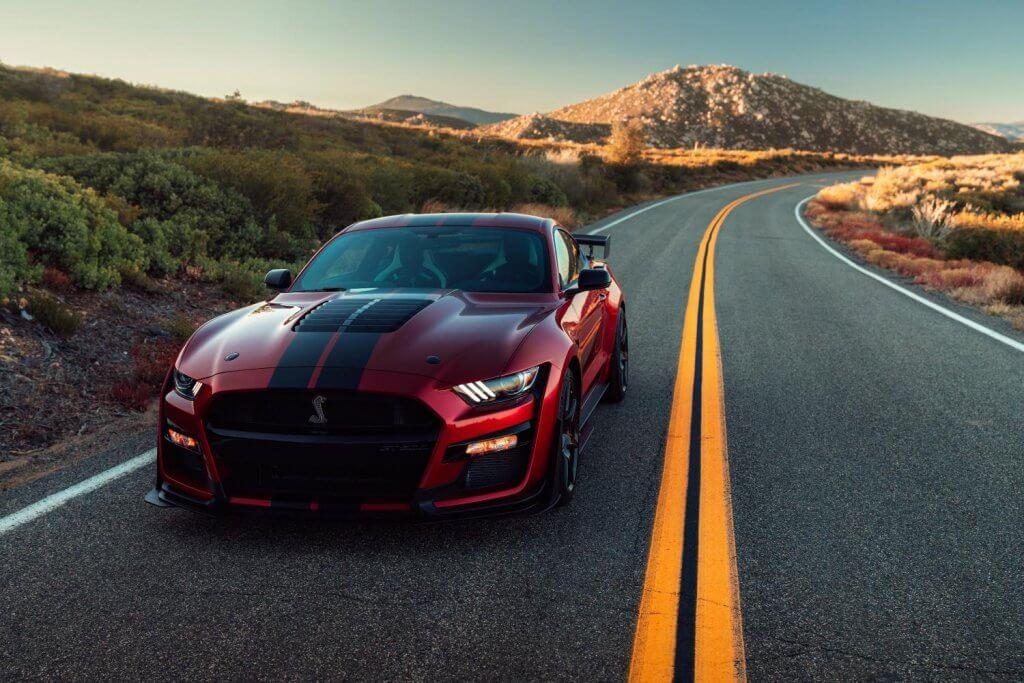 Ford Mustang Shelby GT500 2020: el pony car, más potente que nunca